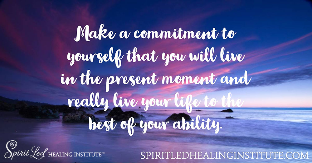 Change Your Life Easily By Living In The Now!
